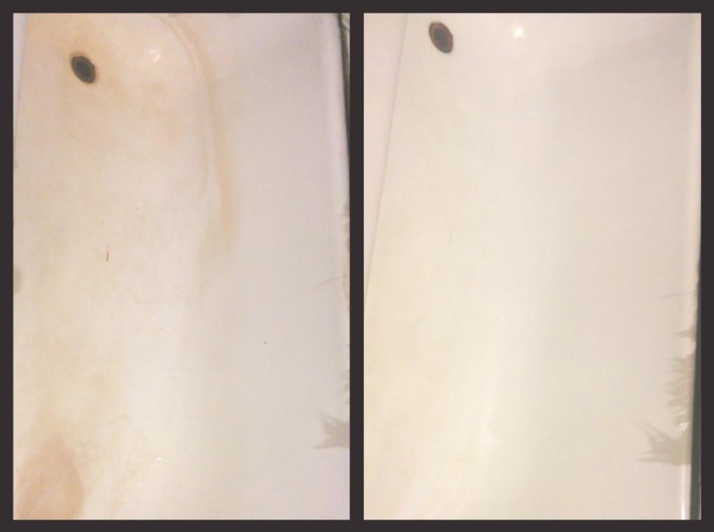 Мытьё ванны